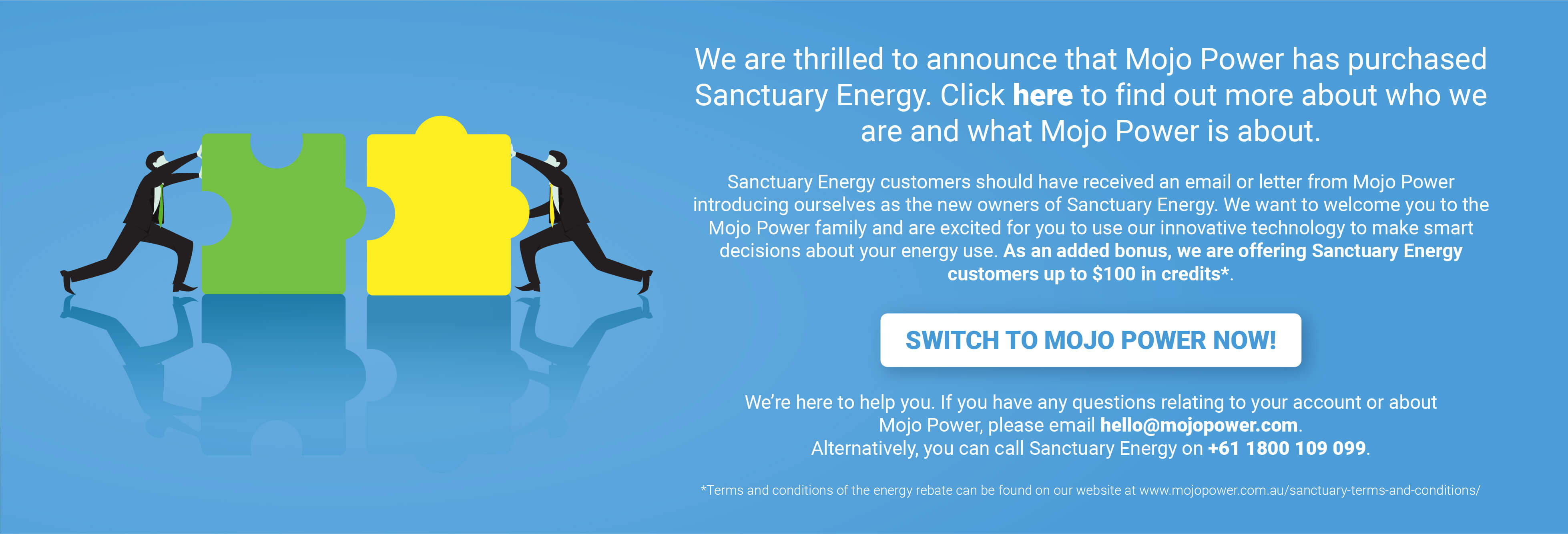 Sanctuary Energy Your Renewable Energy Provider